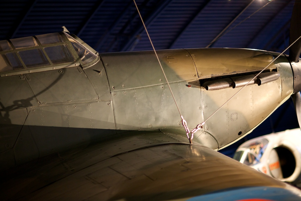 Hurricane in the Science Museum
