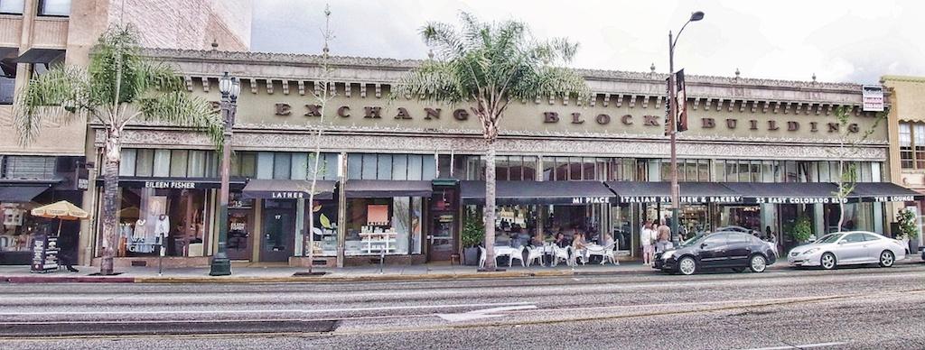 The Exchange Block Building