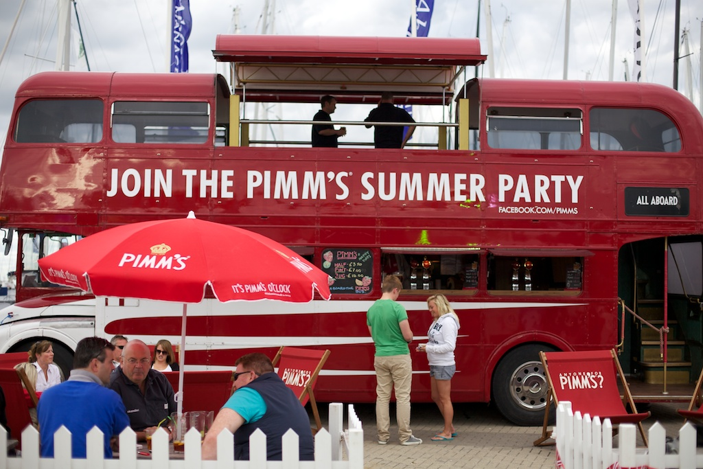 Pimm&#039;s Bus