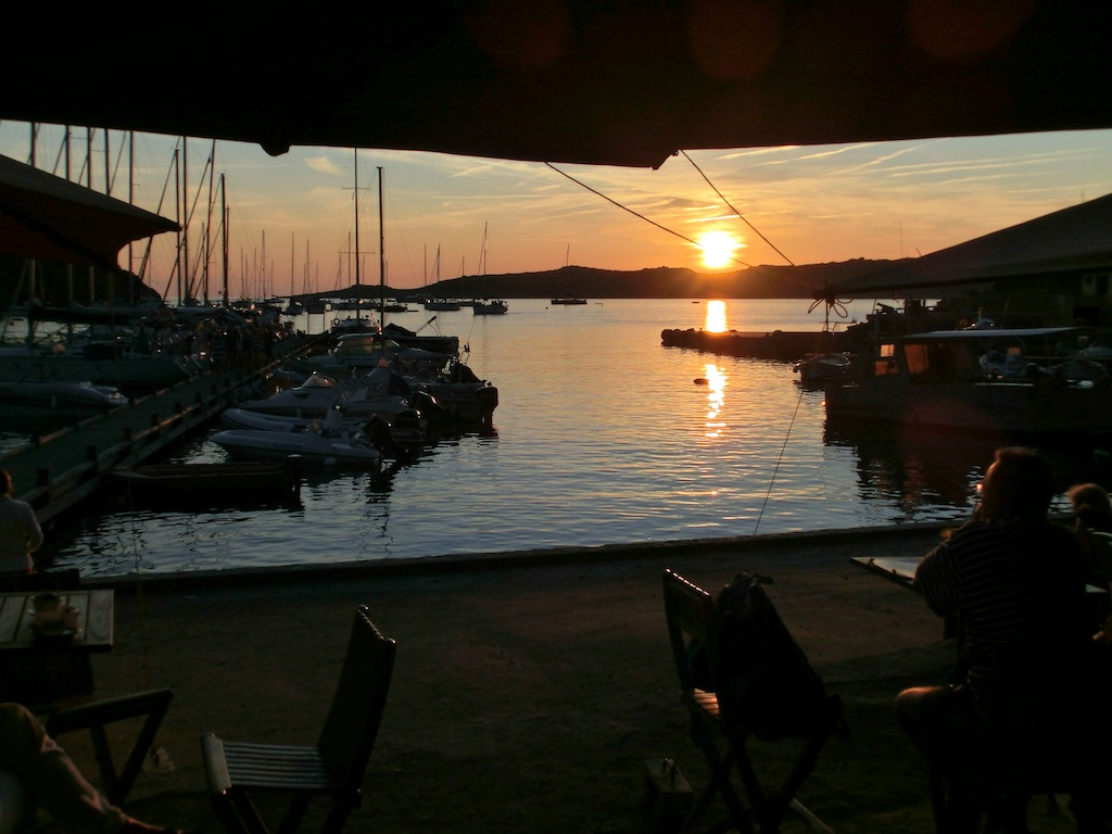 Port Cros Sunset