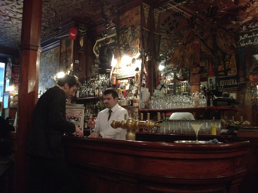 Harry&#039;s New York Bar