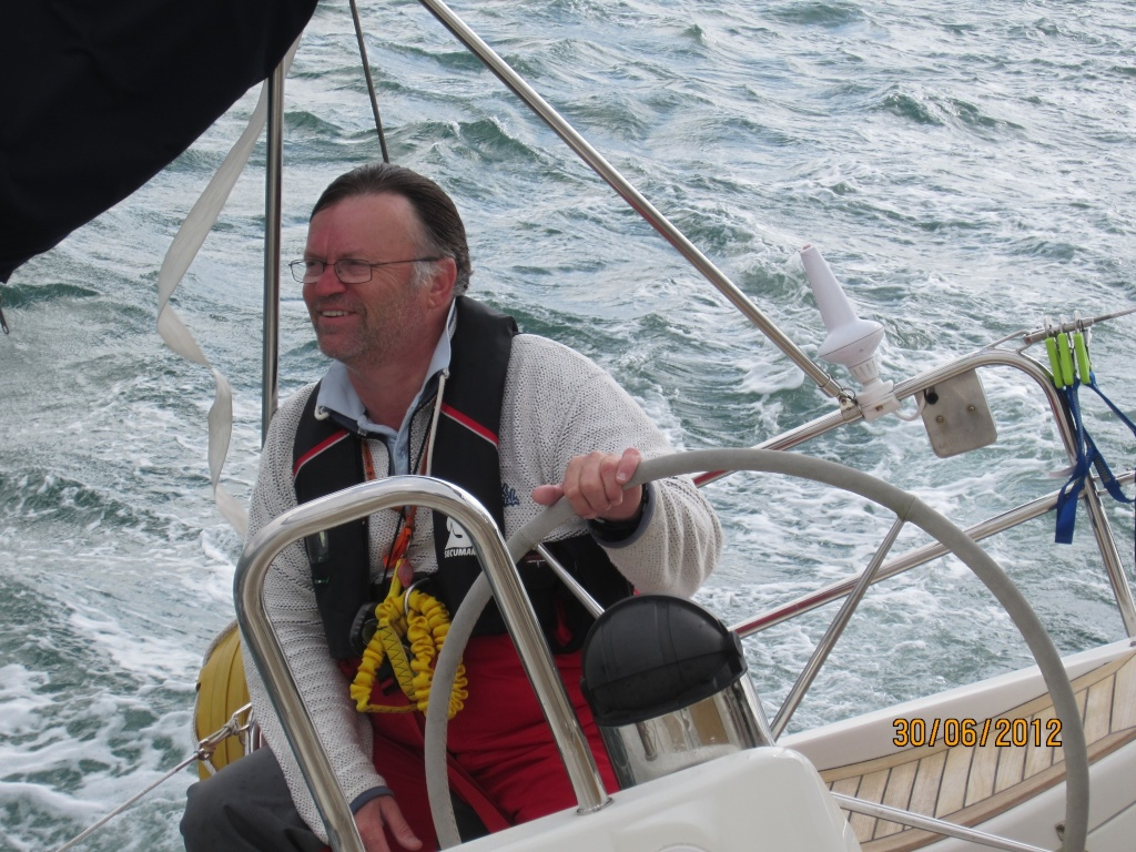 Intrepid Sailor