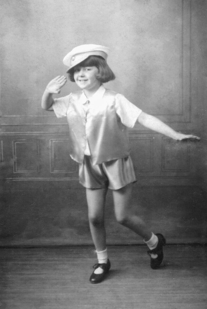 Tap Dancing, 1937-Style