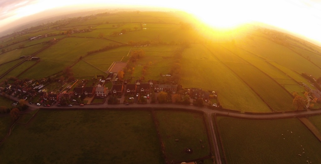 Northwich Sunset