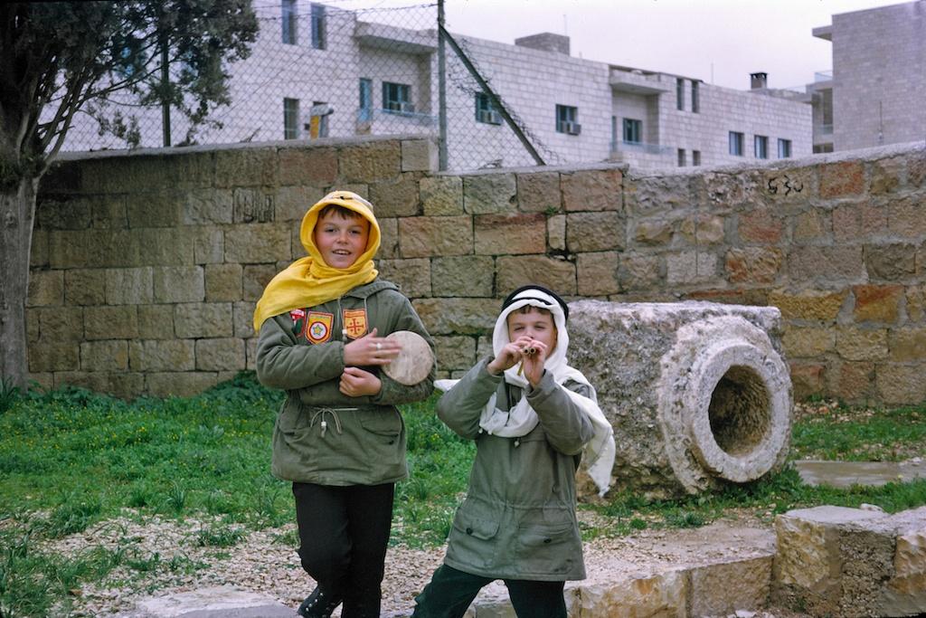 Jerusalem, 1965