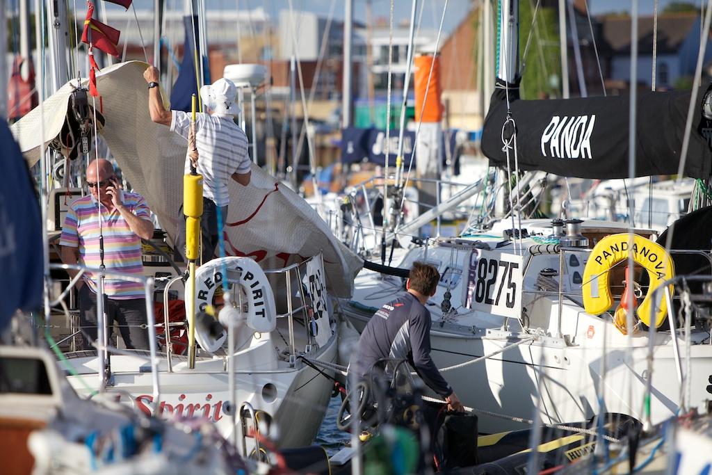 Busy Sailors