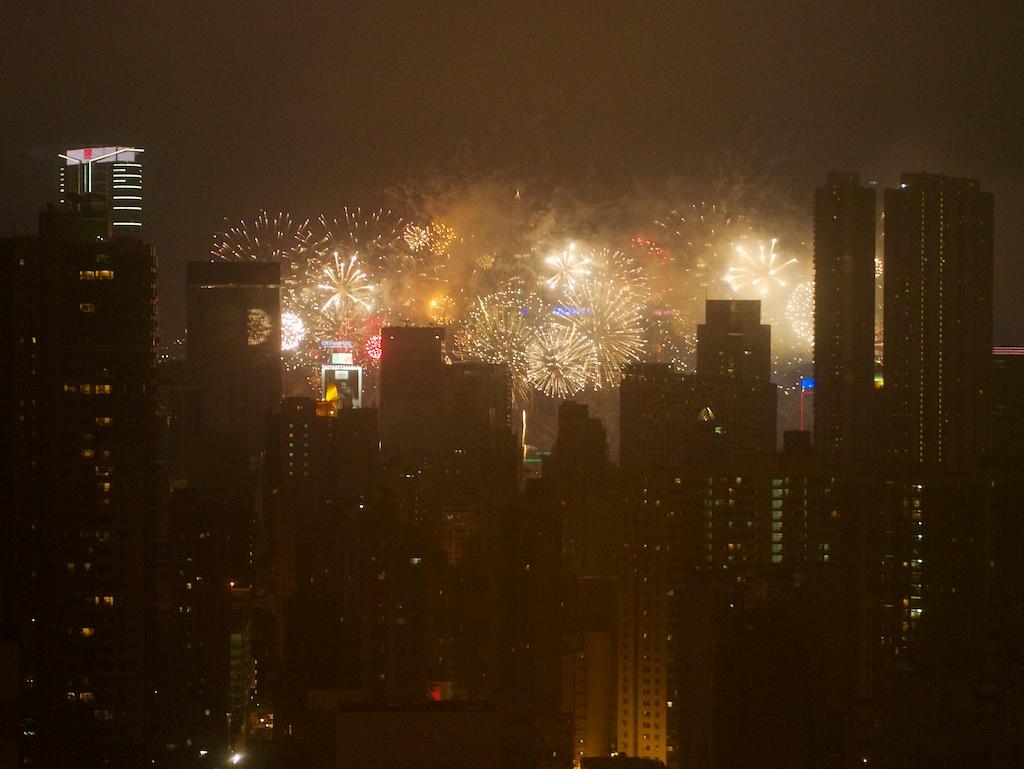 Chinese New Year, Hong Kong Style