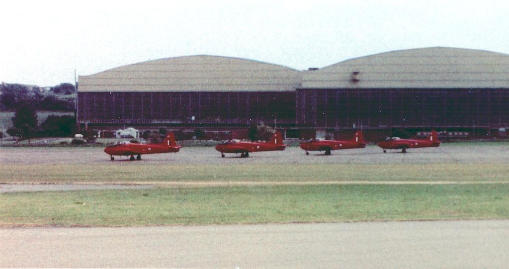 Air Show Filton: 1965